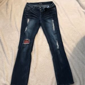 Premiere by Rue 21 Distressed Jeans